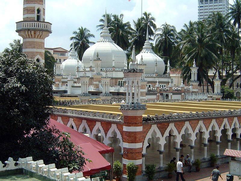 Three mosques to visit in Kuala Lumpur