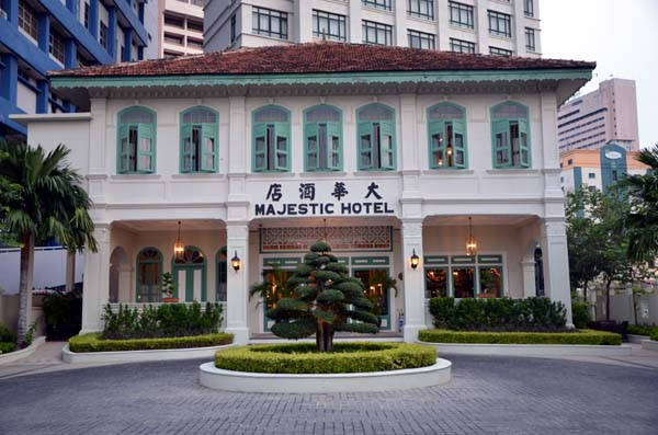 (English) Hotel Majestic in Melaka – A living heritage in the middle of a world heritage site