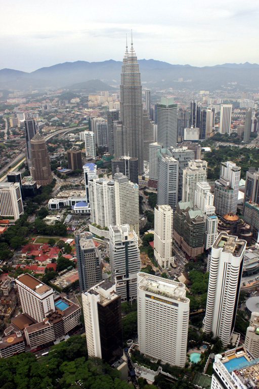 Sight seeing opportunities in Kuala Lumpur for the business traveler