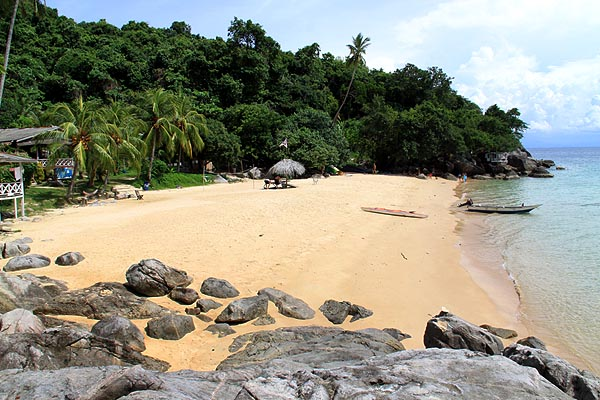 Beach holidays in the Perhentian Islands