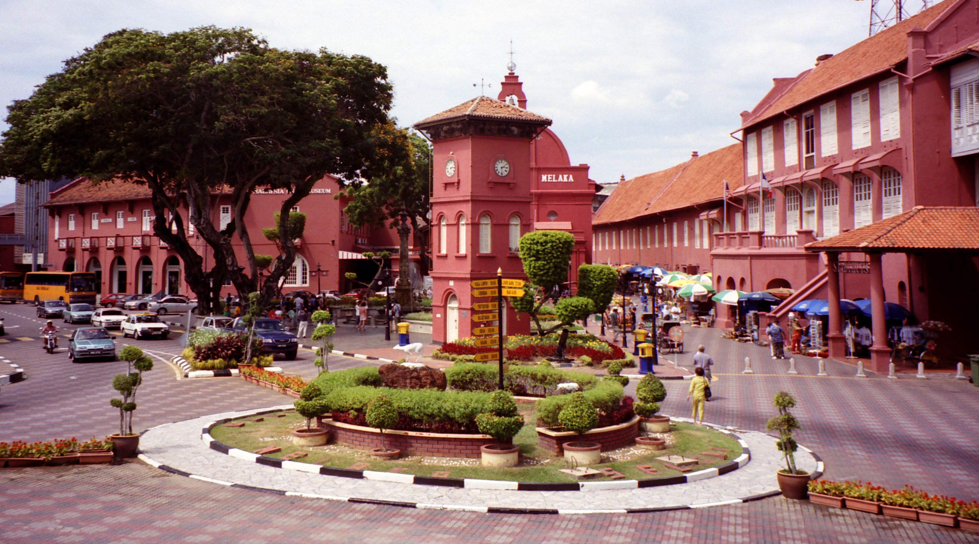 Heritage in Melaka