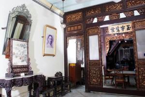 Baba and Nyonya Heritage Museum.