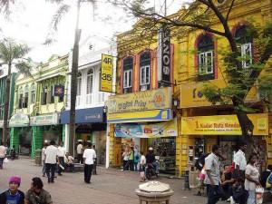 Old Town Kuala Lumpur.