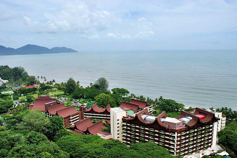 槟城最好的个海滩