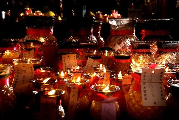 معبد توا بيك كنك. المصور: لجنة ماليزيا للسياحة.